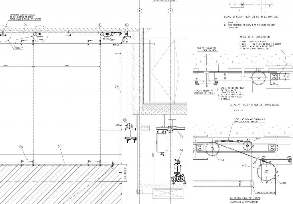 Historic Projects - Middle East - Glantre Engineering